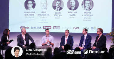 FinTech Panel Discussion – Baltic M&A and Private Equity Forum 2019